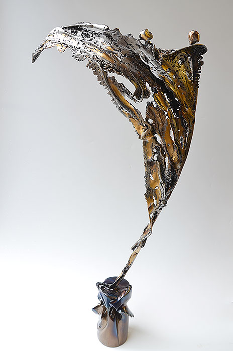 bronze sculpture | unique piece